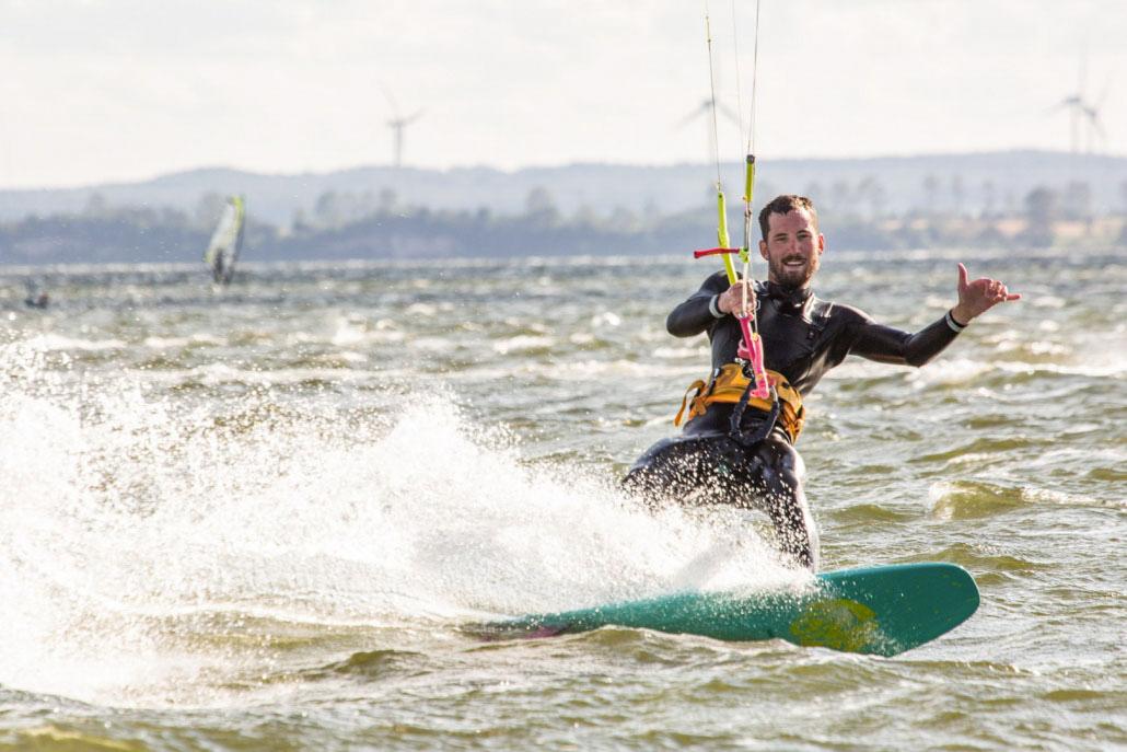 kitesurfing dla każdego