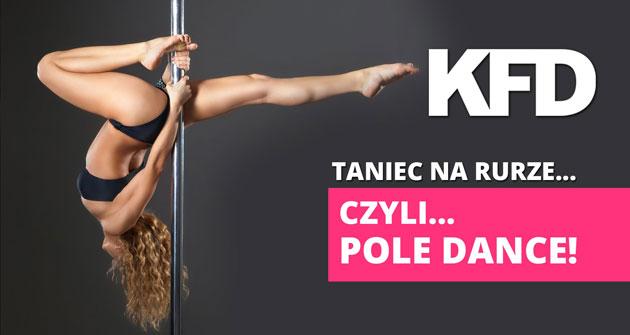 Taniec Na Rurze - Pole Dance